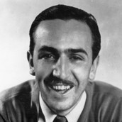 How Walt Disney became famous and overcame obstacles.
