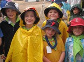 Girl Guides ready for anything!