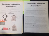 Invention Convention Report Folder