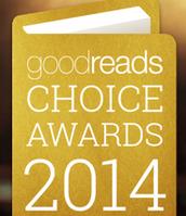GoodReads: Choice Awards 2014