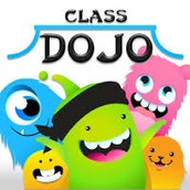 Classroom Dojo has started.....Dojo point goal: 15