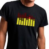 Camisetas para dar ritmo a su vida
