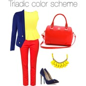Triadic Color Schemes