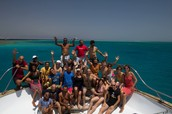 100% Diving Adventure waiting for you..... get in touch and check out our special rates