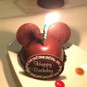 Mickey Mouse's Chocolate Mousse