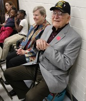 WWII Veteran Shares Story