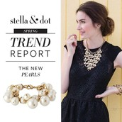 Trend #4: Pearls