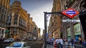 Madrid Gran Vía 1