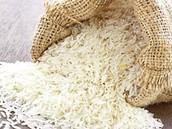 Stocks of rice