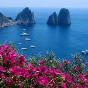Capri, the island of love...