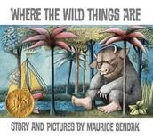 Where The Wild Things Are, by Maurice Sendak (1964 winner)