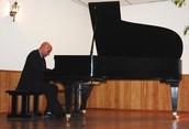 Concierto de Piano por el ilustre Manuel Balderas