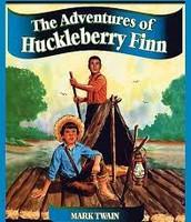 The Adventures of Huckleberry Finn, by Mark Twain