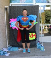 Mrs. Seaman- Physical Education Teacher