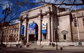 Le musée american histoire
