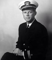 JFK during World War Two