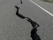 Small earthquake