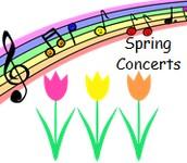 Conciertos de primavera