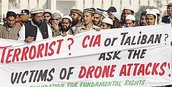 Terrorist? CIA or Taliban? ASK THE VICTIMS OF DRONE ATTACKS!