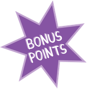 Use Spring Break to Work on Bonus Points for the Course: