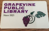 Visit the Grapevine Public Library this summer!