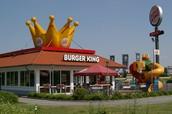 Job 3: Burger King