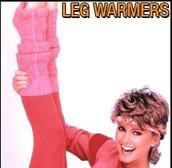Leg Warmers (Clothes)