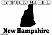 Whatever you do in life, do NOT move to New Hampshire