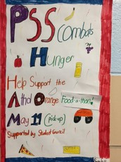 Send in Food Drive donations by May 19th!