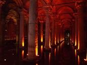 Red Dark Lighting