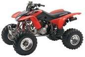 We have the best selection of ATV gear around