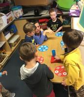 Miss Becky's Alphabet game!