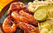 Comer where you can enjoy seafood of all kind!!