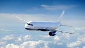voy a hacer un viaje por un avión