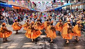 Características Culturales de Bolivia