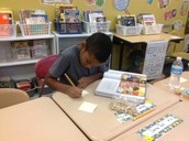 Researching Character Traits in Ms. Tooley's Class!