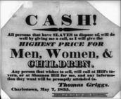 Slavery Advertisement