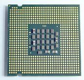Inside of a CPU P