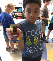 Shawn Austin is Showing Off His Lego Engineering Skills