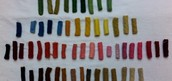 Tinctioria- a rainbow of natural colours