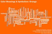 """How an """"orange"""" person may tend to be."""