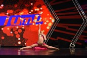 my solo from the competition