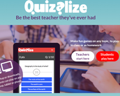 This Just In....Quizalize!