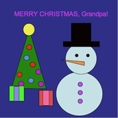 Khan Academy Holiday Greeting Card