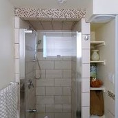 Eco-Friendly Shower Stall