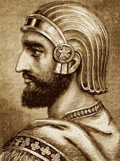 Cyrus the Great (580-529 B.C)