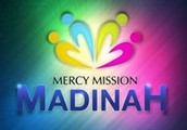 Mercy Mission Madinah is offering Jummah Prayers