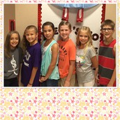 September 19th - 23rd Fourth Grade Toto-ly Awesome Students
