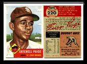 1953 Topps Baseball Card