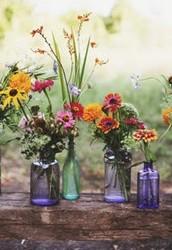 NEEDED: Upcycled Bud Vases